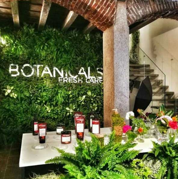 Scouting – Botanicals Fresh Care – Temporary Store