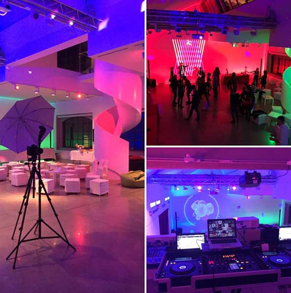 Scouting & Location Management - Evento Nonsoloparty