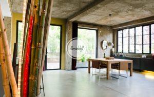 Mi0110 nonsololoft location video shooting delabre cucina milano
