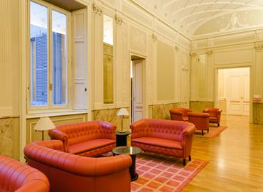 Mi0149 nonsololoft location eventi aziendali palazzo storico milano san Babila