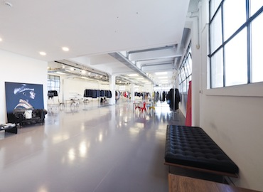 Mi0181 location showroom presentazioni conferenze via tortona fuorisalone milano nonsololoft