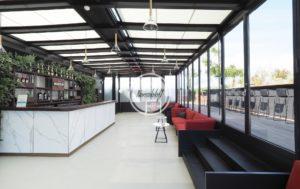 MI0199 location centro milano duomo skyline rooftop terrazza vista panoramica shooting video meeting eventi nonsololoft