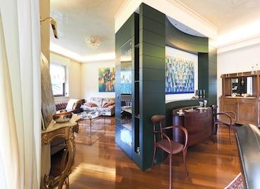 Mi0220 location milano nonsololoft rustico country cucina isola classico elegante giardino scala marmo camera da letto